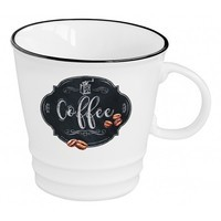 Кружка Easy Life Kitchen Basic Coffee 350 мл 101001399