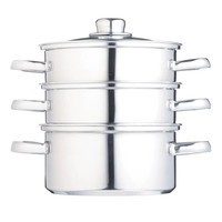 Пароварка Kitchen Craft Clearview 18 см 118042