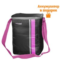 Термосумка Thermos ThermoCafe 12Can Cooler 9л розовый 5010576589323
