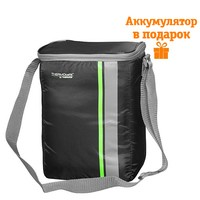 Термосумка Thermos ThermoCafe 12Can Cooler 9л лайм 5010576589484